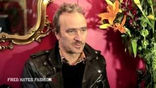 William Llewellyn Griffiths of Metal Couture - FRED HATES FASHION Interview Thumbnail