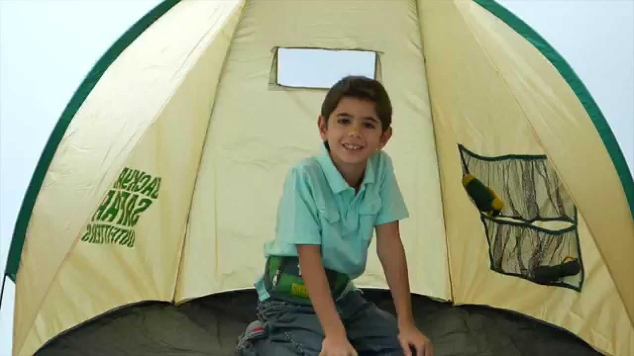 backyard safari base camp shelter 0t2456502tl youtube