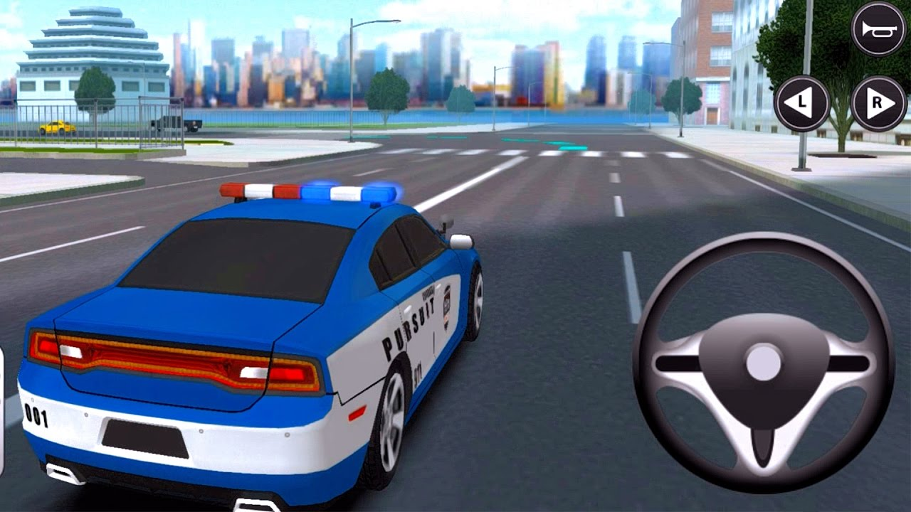 Parking Frenzy 3d Simulator Police Car Best Android