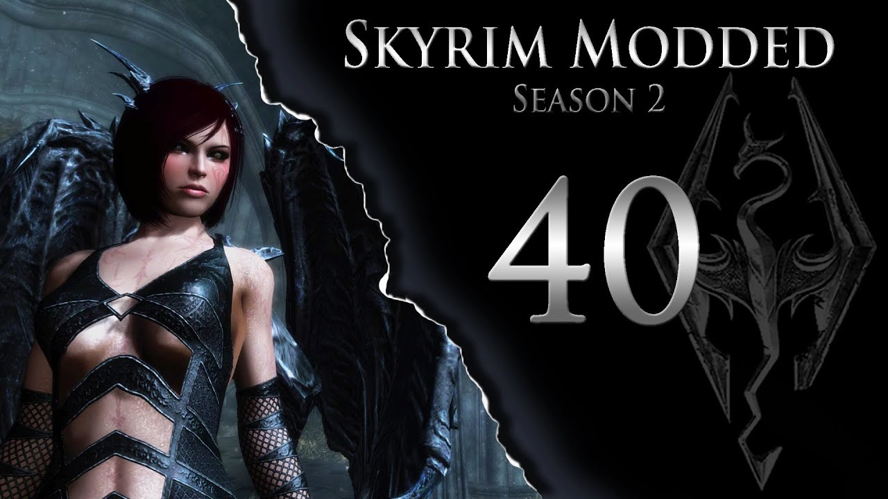 Mirai - the Girl with the Dragon Heart (Skyrim Special Edition) at