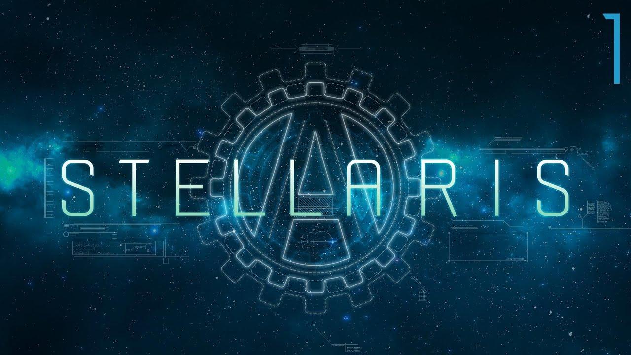 Stellaris Let S Play Transhuman Union 1 Youtube