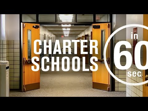 Charter School Authorizing | IN 60 SECONDS