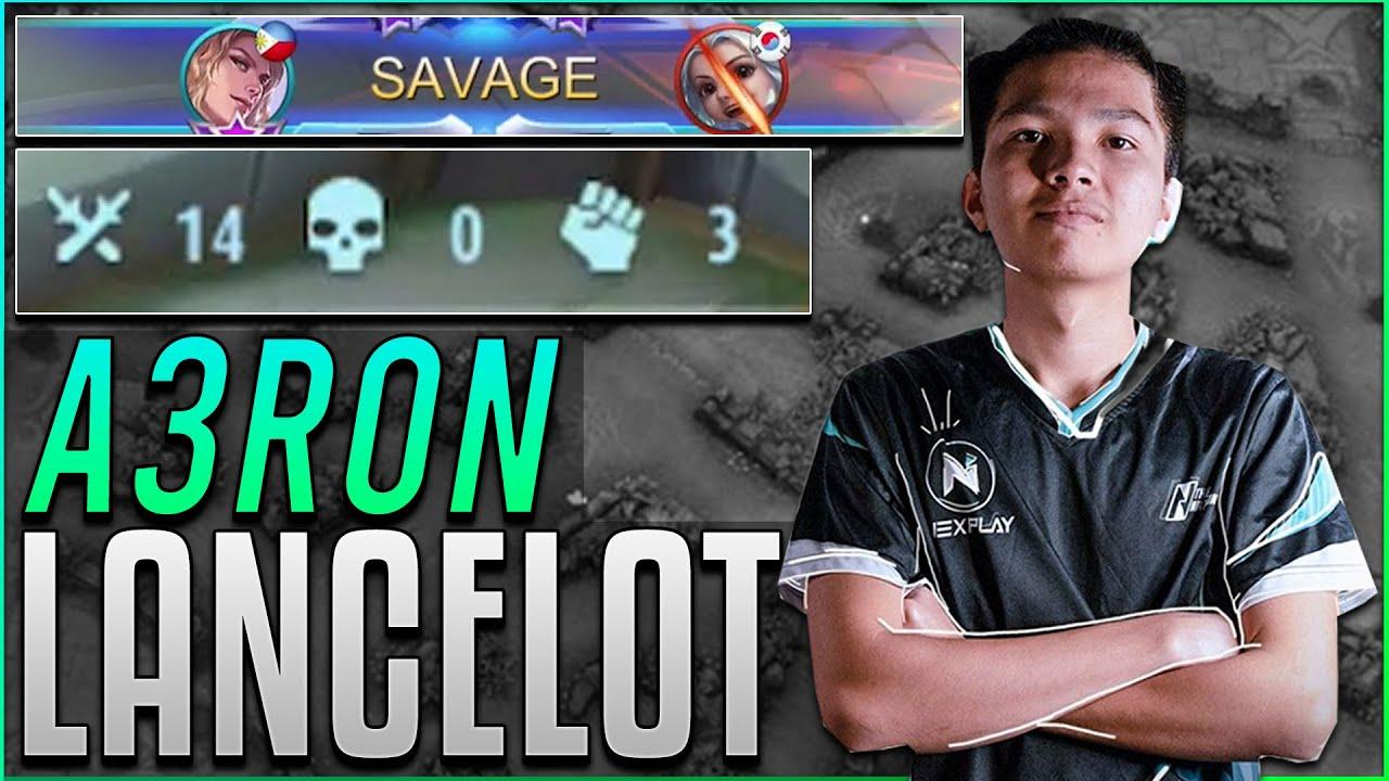 AERON LANCELOT SAVAGE GAMEPLAY