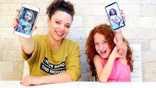 📱ЧЕЛЛЕНДЖ Iphone X   ПОСЛЕДНИЕ ДЕЙСТВИЯ На Наших АЙФОН   МАМА ПРОТИВ ПАТРИСИИ