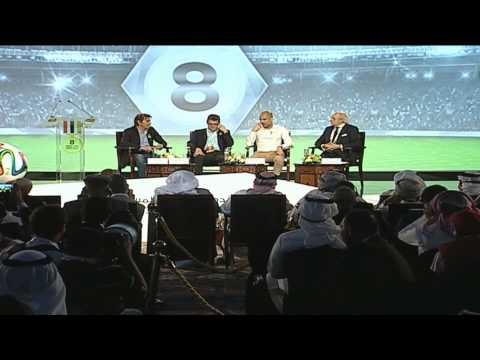 Dubai international sport conference + Salgado interview
