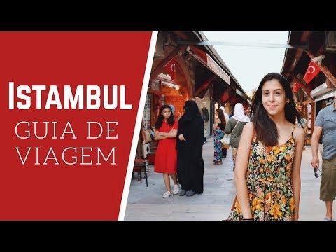 5 COISAS QUE VOCÊ PRECISA FAZER EM ISTAMBUL! #travelvlog #istambul #turquia