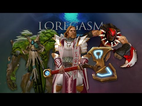 Dota Loregasm 5: Gods and Goddesses