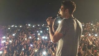 Bilal Saeed live concert at sargodha 2015