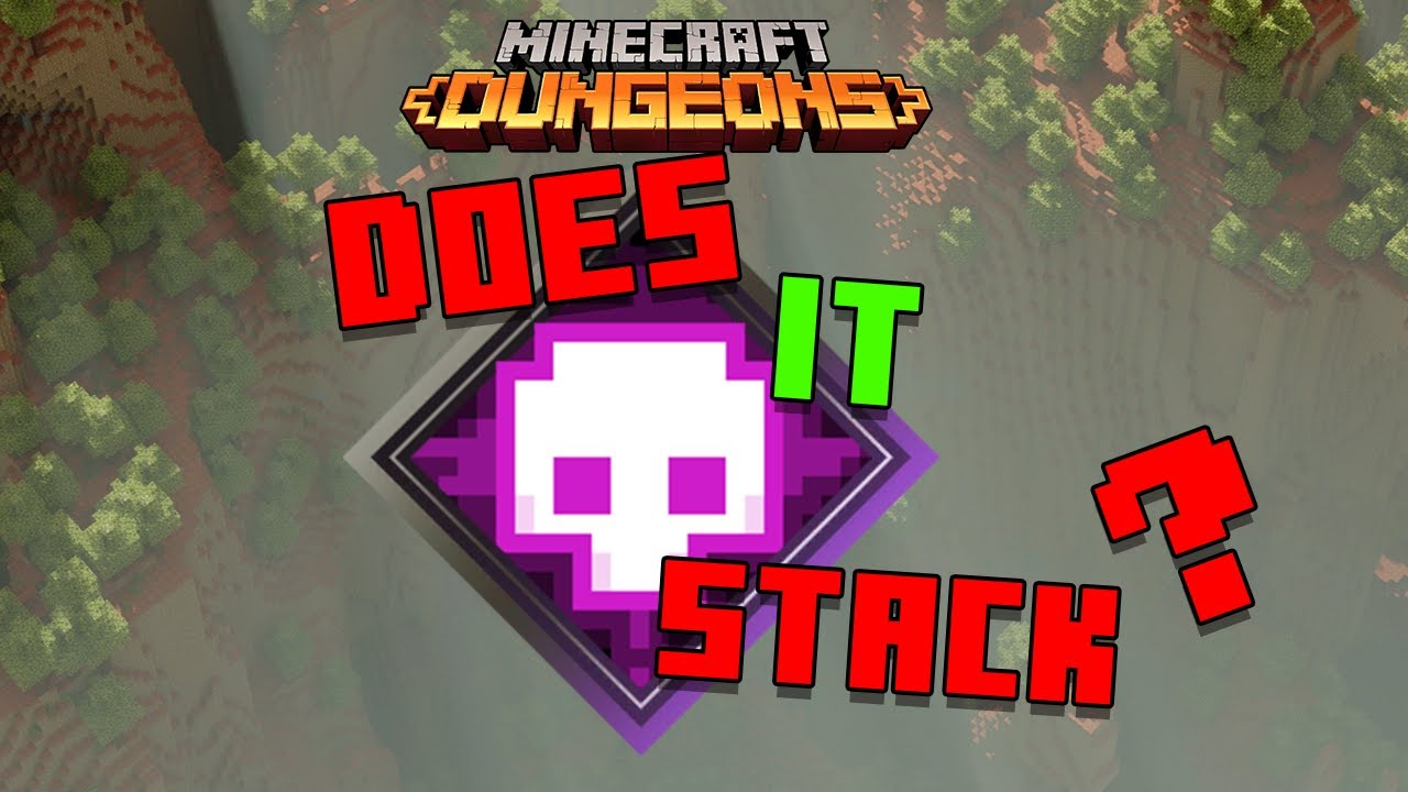 Critical Hit - Does It Stack Minecraft Dungeons Enchantment
