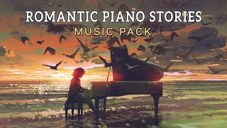 Beautiful Piano Music | Relaxing , Romantic Royalty-Free Video Game Music by WOW Sound