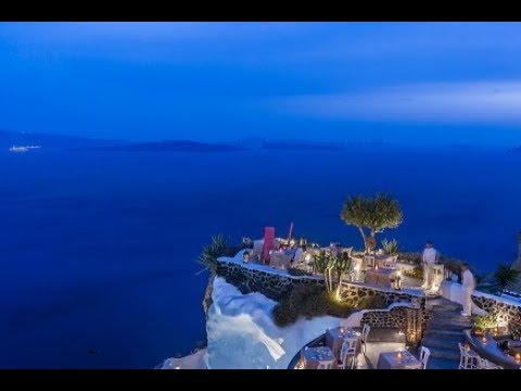 The Multi Awarded Andronis Luxury Suites In Santorini