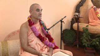 2009.06.23. SB 1.8.32 H.H. Bhaktividya Purna Swami - Riga, LATVIA