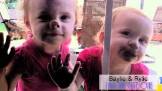 I am the cute one [Baylie And Rylie Cregut]