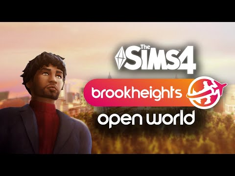 The Sims 4 - Brookheights Open World (Expansion Mod Pack) Trailer