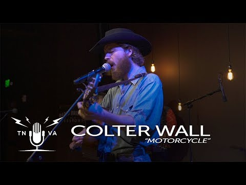 """Colter Wall - """"Motorcycle"""" - Radio Bristol Sessions"""
