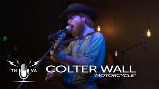 "Colter Wall - ""Motorcycle"" - Radio Bristol Sessions"