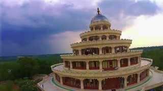 The Art of Living International Center, Bangalore (Aerial View)