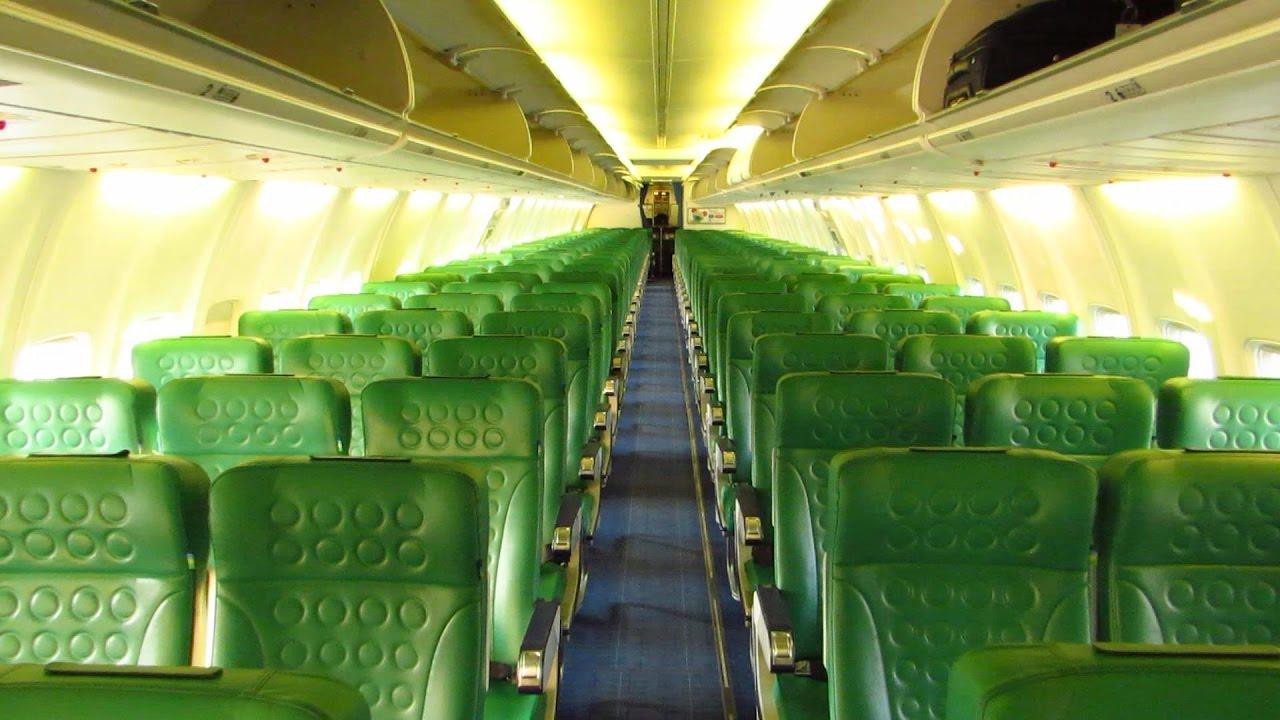 TRIP REPORT TRANSAVIA Boeing 737 700 Berlin SXF To