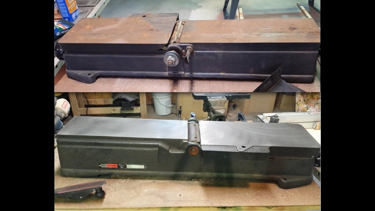 Craftsman Jointer 113 Parts