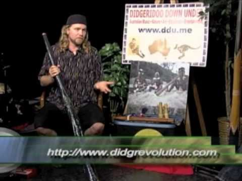 Lindsey Dank & Didgeridoo Down Under