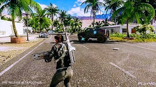 JUST CAUSE 4 - NEW Gameplay Demo (PAX West 2018)