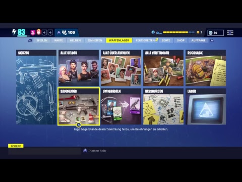 Road to 100 subs | 6 h stream | Abozocken | Fortnite |  PS4 - GHOSTS LP