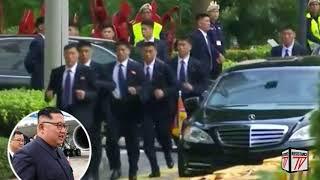 Los INCREÍBLES Guardaespaldas X-MEN de Kim Jong Un Vuelven a la Acción en Singapur