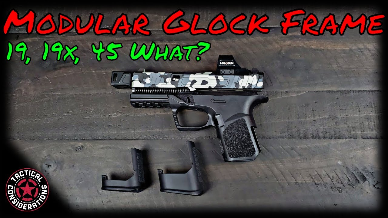 80 Percent Arms GST-9 First Look Glock 19 And 17!