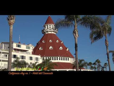 HOTEL DEL CORONADO - SAN DIEGO CALIFORNIA