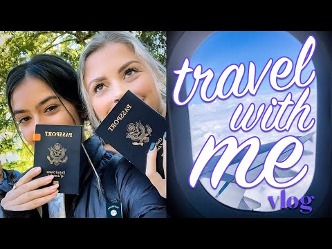 TRAVEL WITH ME VLOG: packing, going to the airport, and arriving to Peru