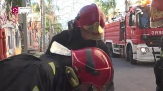 incendio hotel Oropesa (21 diciembre 2016)