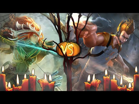 """FireMarshal Got Buffed"" Artemis vs Apollo - Ranked 1v1 Joust - Smite"
