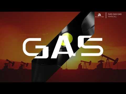 MANUEL / GAS GAS GAS【Official Lyric Video】