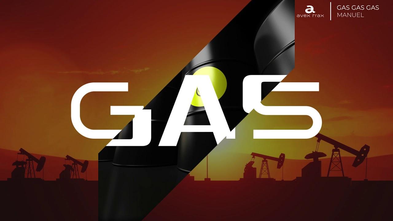 Download MANUEL / GAS GAS GAS【Official Lyric Video】【頭文字D/INITIAL D】