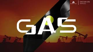 MANUEL / GAS GAS GAS【Official Lyric Video】