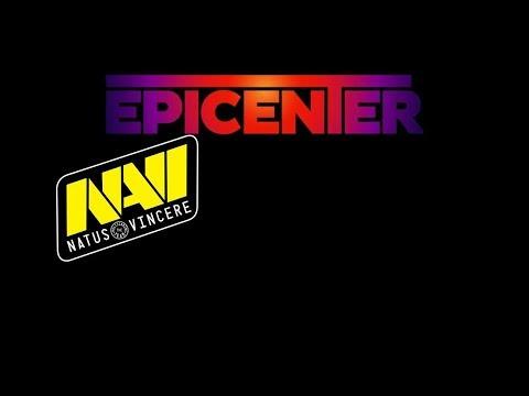 Navi Vs Team Spirit EPICENTER Major 2019 Highlights Dota 2