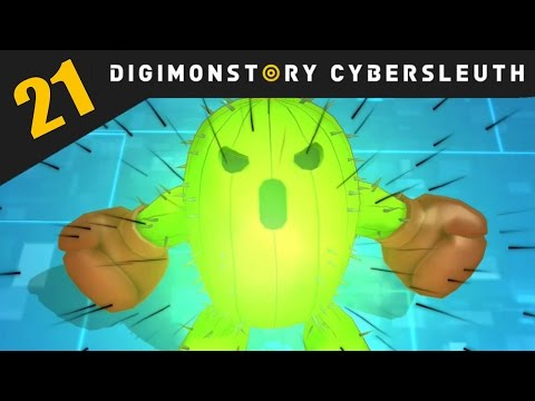 Digimon Story: Cyber Sleuth PS4 / PS Vita Let's Play Walkthrough Part 21 - Lost Property!