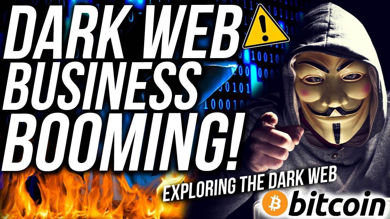 THE BITCOIN BOOM ON DARK WEB MARKETS! SALES UP 300% Exploring the Dark Web!