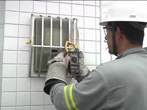 3c45637c9cb Eletrobrás flagra furto de energia em lavanderia - YouTube