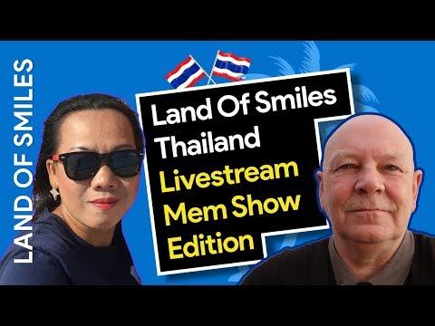 Thailand Livestream Mem Show Edition