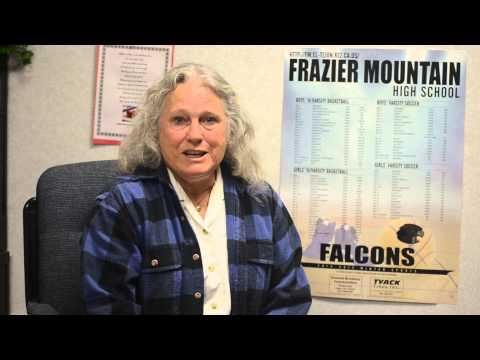 ASC 4683 - Sharon Lemburg, Coach at Frazier Mountain High School