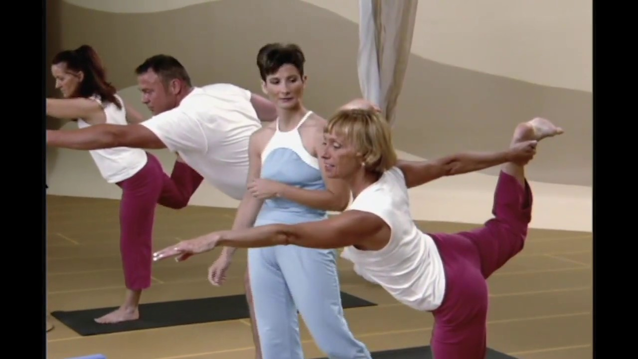 Power Yoga Mind And Body 203 ADVANCED POSES
