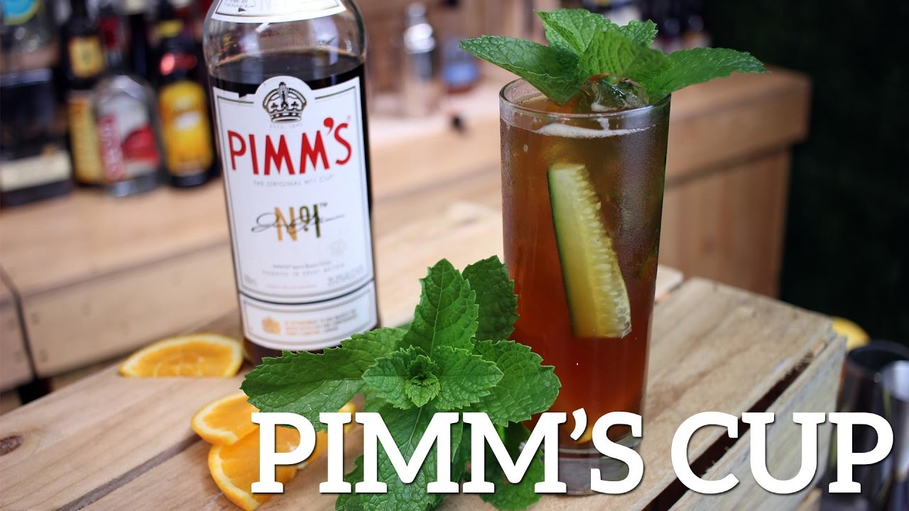 Pimms Cup Recipe So Refreshing
