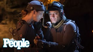 Planet Of The Apes: Judy Greer On Kissing Andy Serkis In Motion Capture Suit | People NOW | People