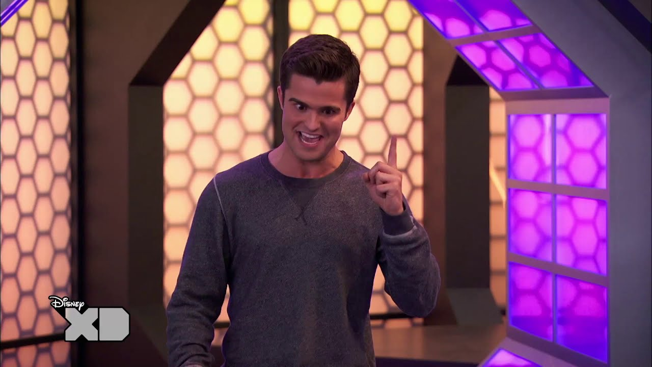 lab rats brother battle chase vs adam official disney xd uk