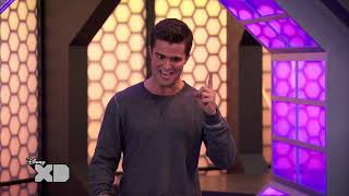 Lab Rats - Brother Battle - Chase vs. Adam - Official Disney XD UK HD thumbnail