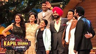 Manoj Bajpayee,Taapsee Pannu On The Kapil Sharma Show | Naam Shabana Promotion