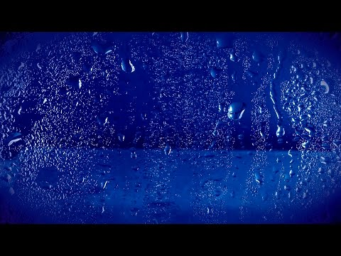 """Bruit De La Pluie Et Tonnerre - 1 Heure - """"Musique"""" Pour Se Détendre Et Dormir"""