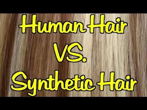 Synthetic Vs Real Hair Extensions 14