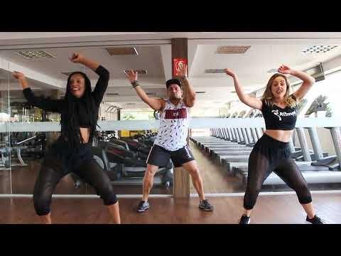 Ludmilla e Anitta - Favela Chegou l Coreografia l Ritmos Fit